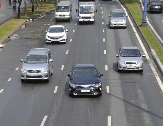 Ô tô thông minh sẽ thay thế các ô tô hiện nay               Ảnh: THÀNH TRÍ