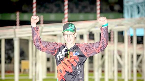 Australia vô địch Giải đua drone thế giới