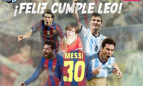 Lionel Messi tròn 30 tuổi - Những trận cầu không thể nào quên