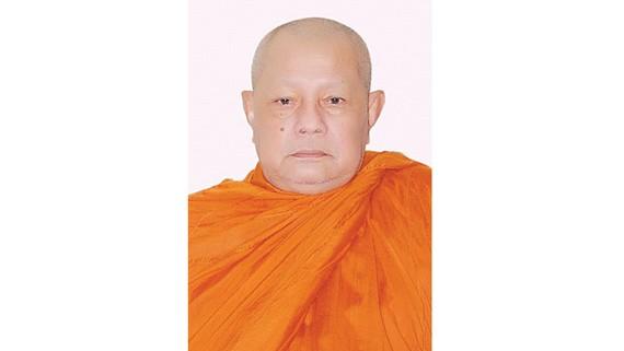 Trưởng lão Hòa thượng Agga Maha Saddhamma Jotika Dhaja Nanadhammo viên tịch
