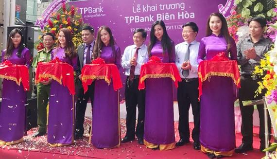 TPBank khai trương điểm giao dịch tại Đồng Nai