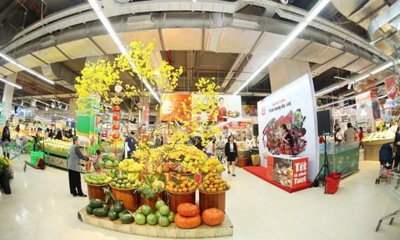 VinMart hỗ trợ địa điểm bán hoa – cây cảnh Tết