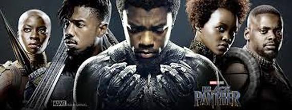 Sốt phim Black Panther