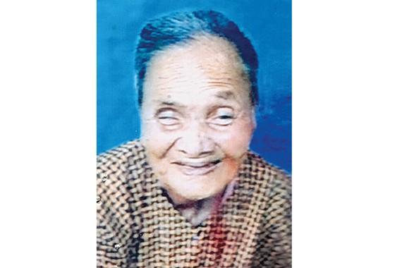 Mẹ Việt Nam anh hùng Nguyễn Thị Ngưu từ trần