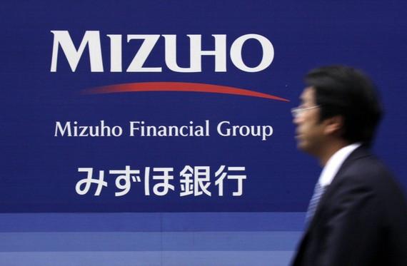 Tập đoàn tài chính Mizuho của Nhật Bản