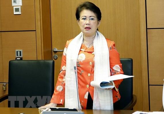 Bà Phan Thị Mỹ Thanh. Ảnh: TTXVN
