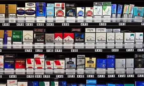 Thuốc lá Mỹ bị EU áp mức thuế nhập khẩu khoảng 25%