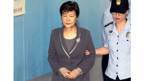 Cựu Tổng thống Hàn Quốc Park Geun-hye