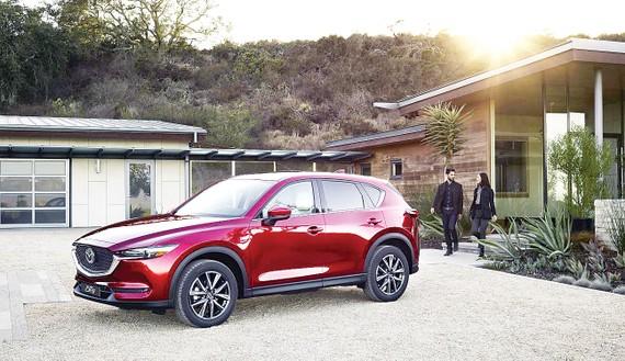 Những ưu điểm vượt trội giúp Mazda CX-5 tiếp tục thống trị phân khúc CUV