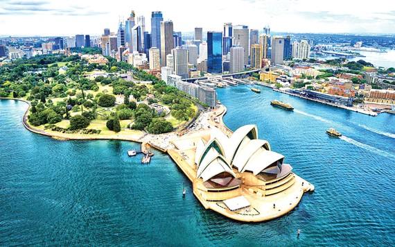 Du xuân Úc châu giảm đến 25 triệu cho nhóm 5 khách
