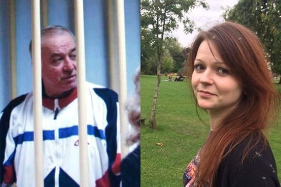 Điệp viên Sergei Skripal và con gái Yulia