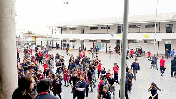 Sáng kiến lớp học an toàn ở Chile