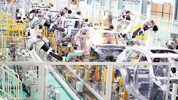 Mazda CX-5 sản xuất tại nhà máy hiện đại nhất Đông Nam Á có gì đặc biệt?