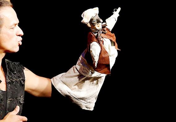 Liên hoan Múa rối quốc tế lần thứ 5 - 2018