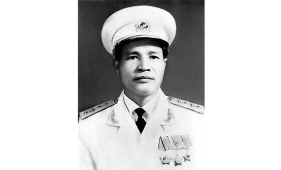 Đại tướng Nguyễn Chí Thanh  (1914 - 1967)