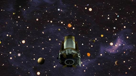 Kính thiên văn vũ trụ Kepler chấm dứt sứ mệnh