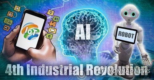 S. Koreans worried 4th industrial revolution will threaten jobs