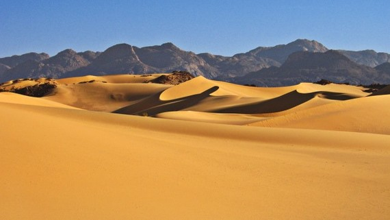 Sahara desert. Photo: morealtitude.wordpress.com