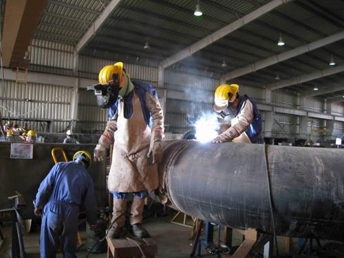 Vietnamese workers in Qatar-Photo Dautu
