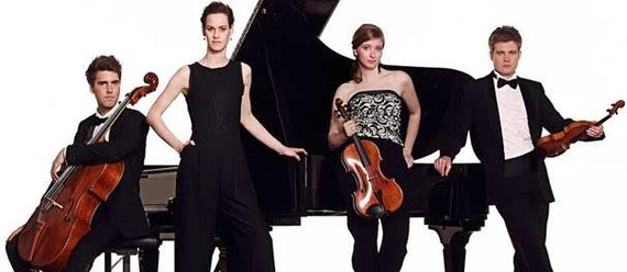 Notos Quartet to perform in HCMC