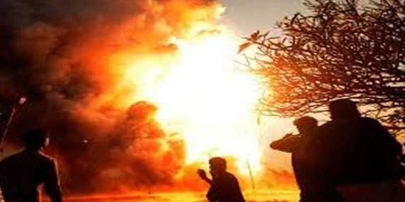Indonesia: At least 10 killed in oil well fire