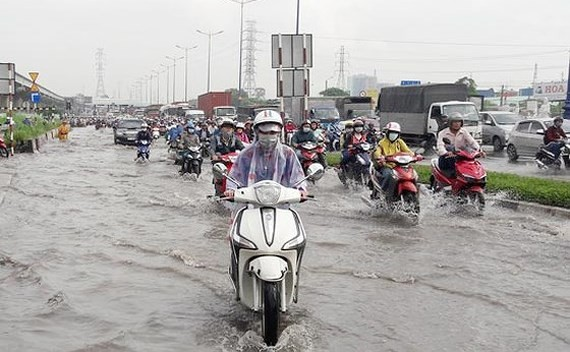 South, central highlands see rains