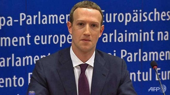 'I'm sorry', Facebook boss tells European lawmakers