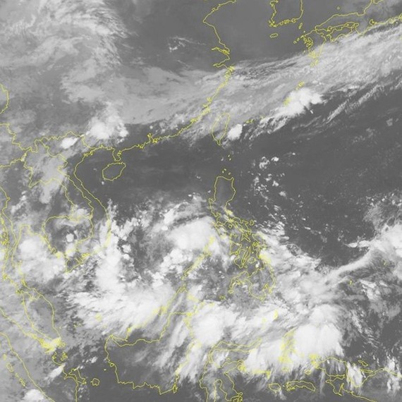 Low-pressure may develop into tropical low-pressure