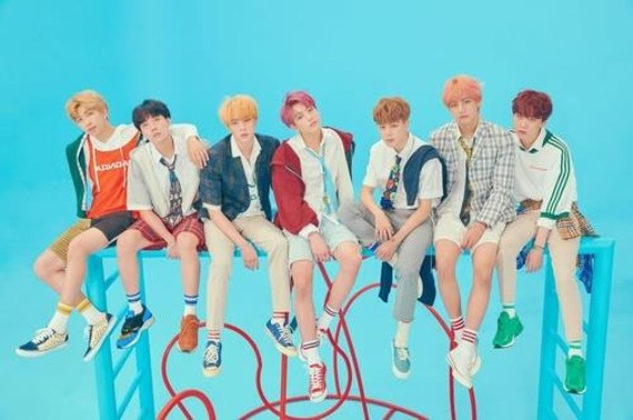 BTS' new album sells over 860,000 copies in first week