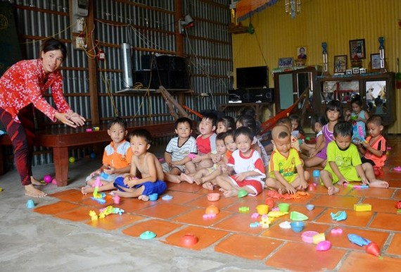Mekong sets up rescue forces to support residents in low-lying & risk-prone ar