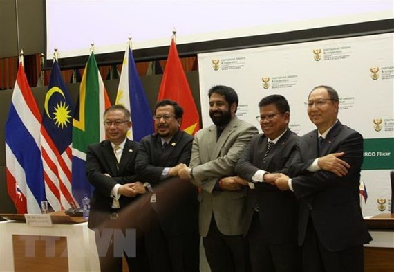 South Africa marks 25 years of diplomatic ties with four ASEAN nations