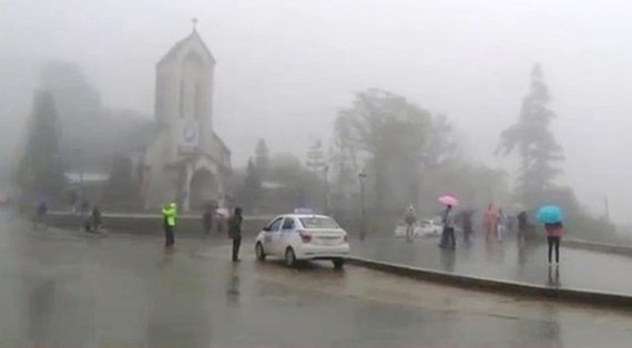Cold Spell hits mountainous northern VN