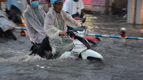TPHCM lắp đặt hệ thống cảnh báo ngập nước