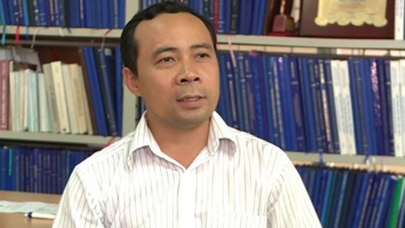 PGS-TS Vũ Hải Quân giữ chức vụ Phó Giám đốc Đại học Quốc gia TPHCM