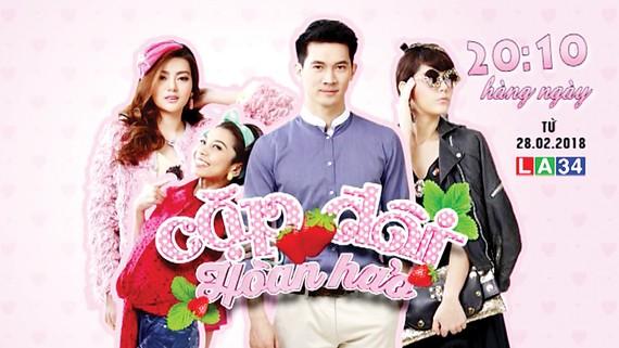 Phim Thái Lan trở lại trên Truyền hình Long An trong khung giờ vàng