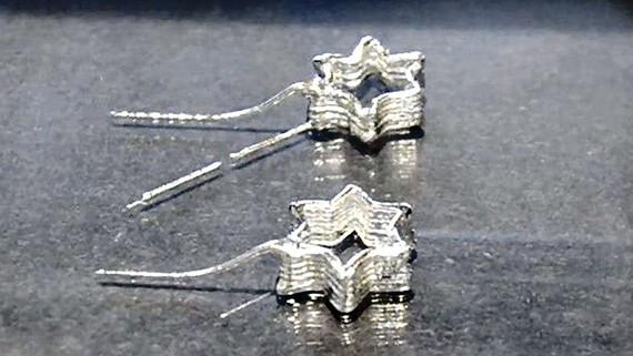Kim loại lỏng dùng để in 3D