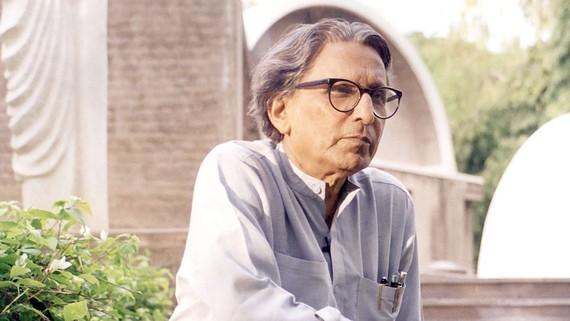 Kiến trúc sư Ấn Độ đoạt giải Pritzker 2018