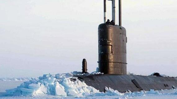 Tàu ngầm hạt nhân HMS Trenchant. Nguồn: savetheroyalnavy
