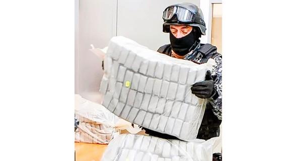 Đức triệt phá mạng lưới buôn bán ma túy quốc tế