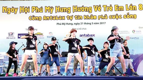 Điểm đến vui chơi lý tưởng ở Phú Mỹ Hưng trong ngày hội trẻ em vào