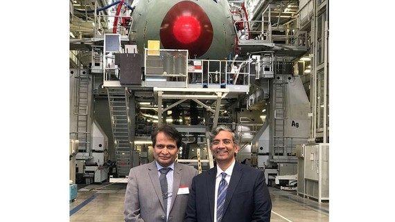 """Ấn Độ đề nghị Airbus tham gia sáng kiến """"Make in India"""""""