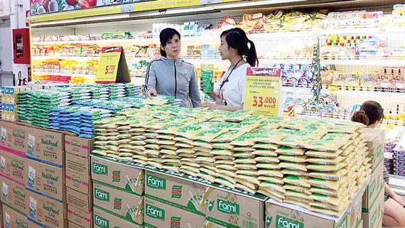 Vinasoy vào Tốp 10 được chọn mua nhiều tại Việt Nam