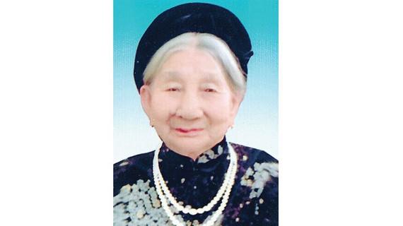 Bà mẹ Việt Nam anh hùng LÊ THỊ HẢI