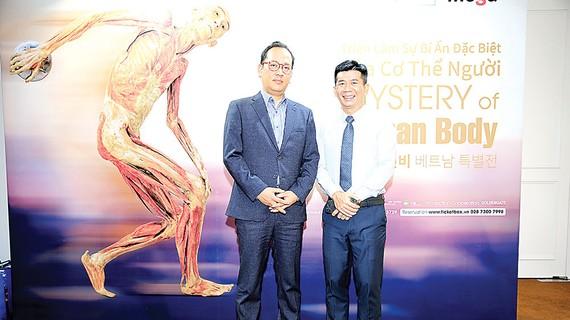 """Triển lãm sức khỏe cộng đồng """"Sự bí ẩn đặc biệt của cơ thể người"""""""