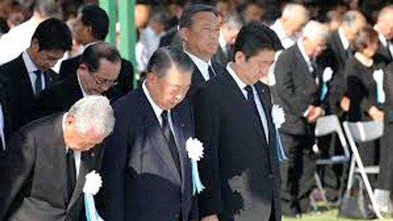 Lời kêu gọi từ Hiroshima