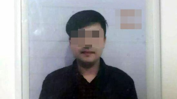 Wang, 37 tuổi, chết vì ung thư máu chỉ sau 2 tháng sống trong căn hộ mới thuê ở Hàng Châu, Chiết Giang, Trung Quốc. Ảnh: WEIBO
