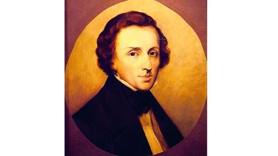Frederic Chopin - nhà soạn nhạc và nghệ sĩ dương cầm nổi tiếng người Ba Lan