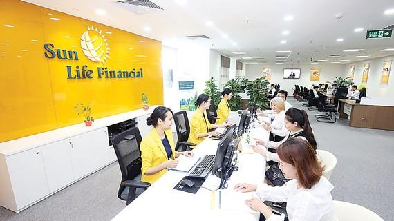 Sun Life Việt Nam đạt giải: Công ty cung cấp giải pháp bảo hiểm nhân thọ tốt nhất - Việt Nam 2018