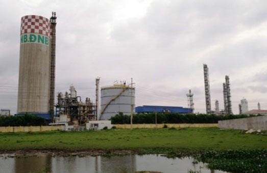Nhà máy đạm Ninh Bình liên tục thua lỗ