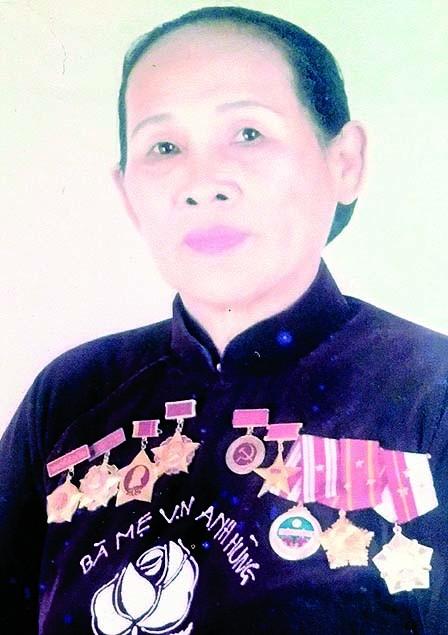 Bà mẹ Việt Nam anh hùng Huỳnh Thị Phước từ trần
